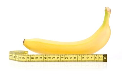 ペニスサイズの正しい測定方法